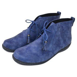 NWOT Soft Style by Hush Puppies Jinger Ankle Boot